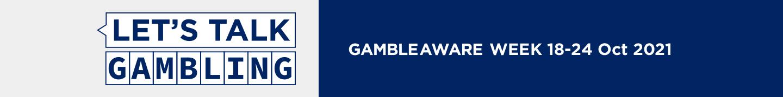 GambleAware Banner 2021