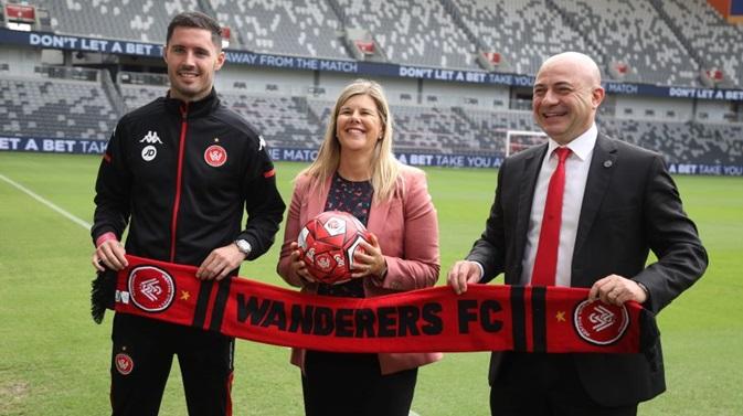 Key partners Western Sydney Wanderers