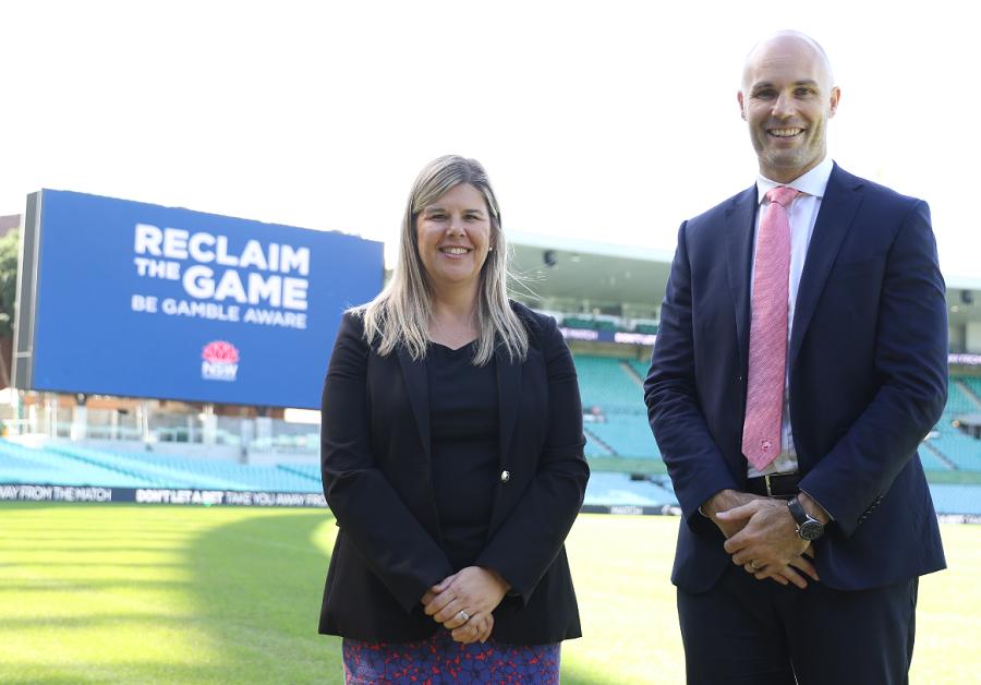 Key partner Sydney Swans